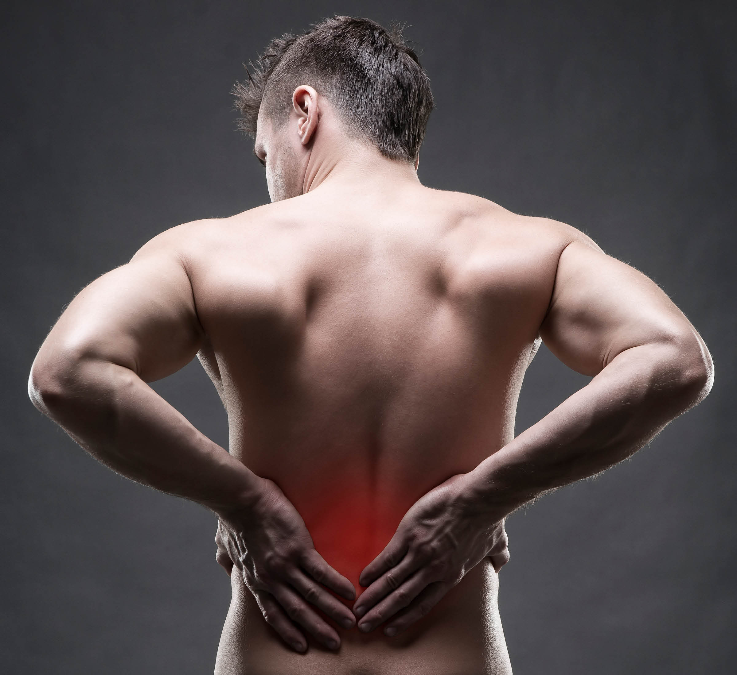 Osteopathic treatment for back pain