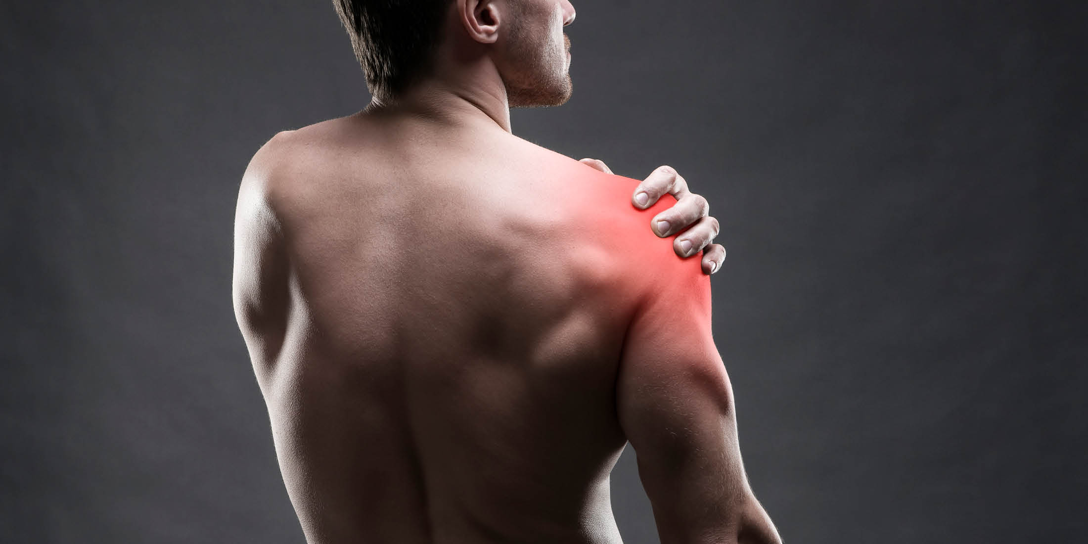 Osteopathic treatment for shoulder pain