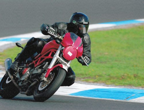 When the Rubber Side Goes Up: Recovering From Motorcycle Riding Injuries